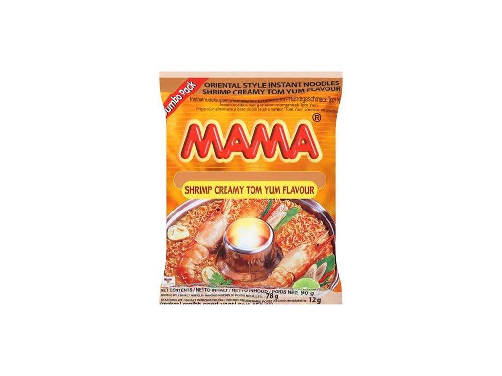 mama instant noodles shrimp creamy tom yum flavour