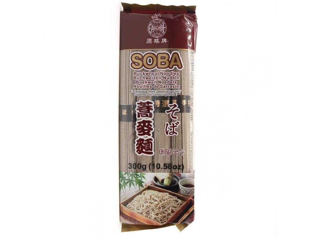 Soba Buckwheat Nudle 300g CHN