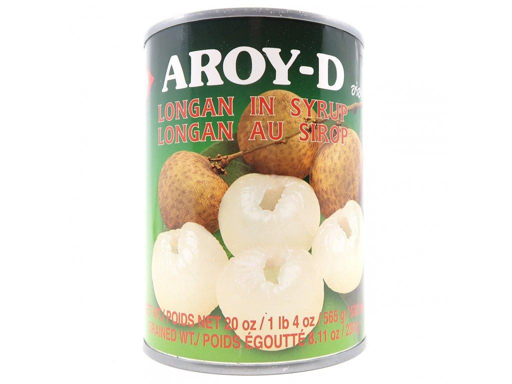 AROY-D Longan Kompot v Syrupu 565g THA