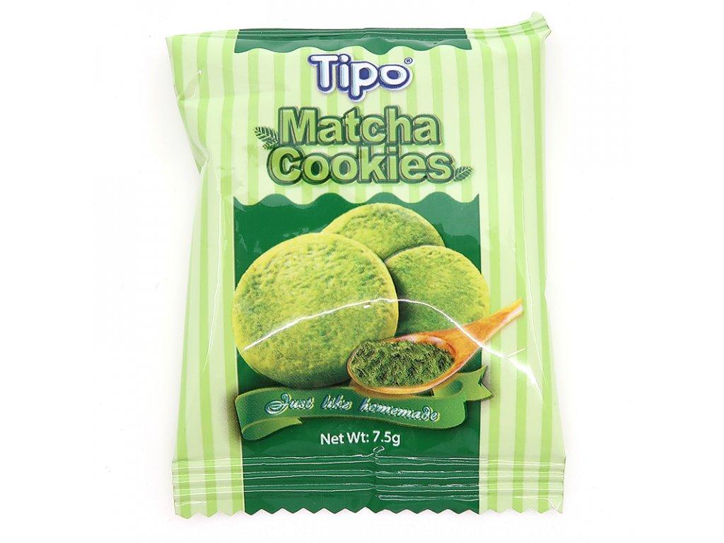 Tipo sušenka s příchutí matcha - PEPIS.SHOP