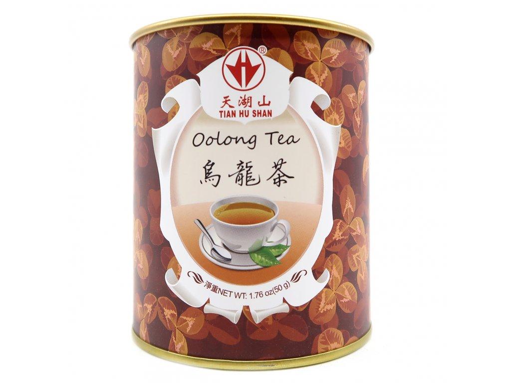 Tian Hu Shan Oolong Čaj 50g CHN