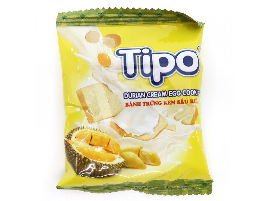 Krémová vaječná sušenka s příchutí durianu - PEPIS.SHOP