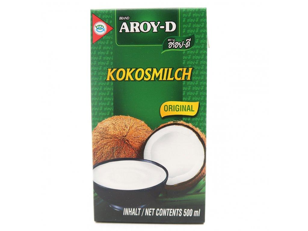 AROY-D Kokosové Mléko 500ml THA