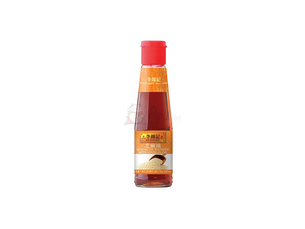 Sesame Oil Blended with Soybean Oil 207 ml