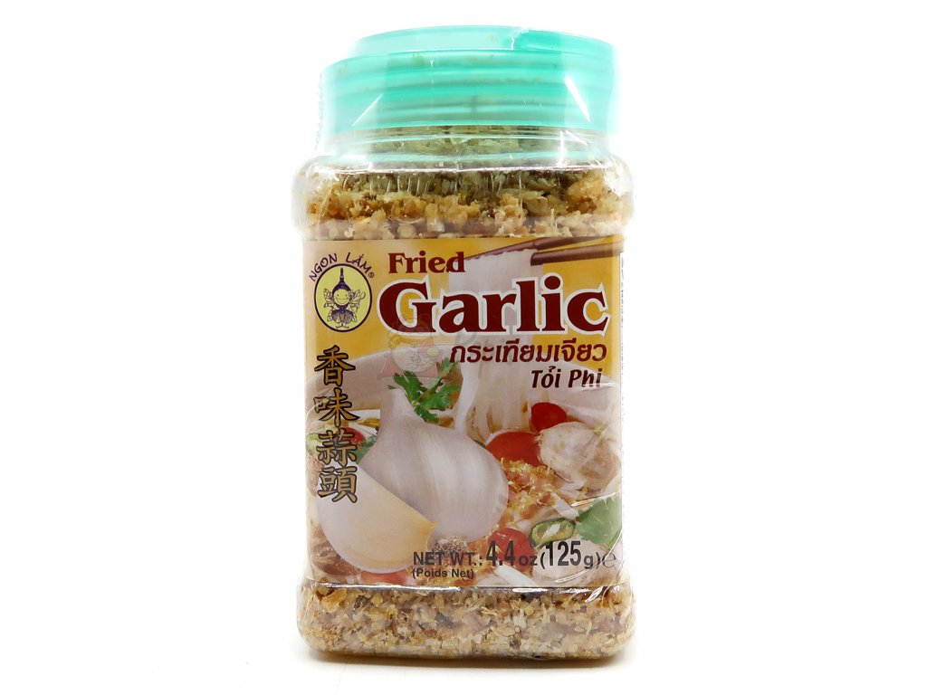 Fried Garlic Smažený Česnek 125g THA