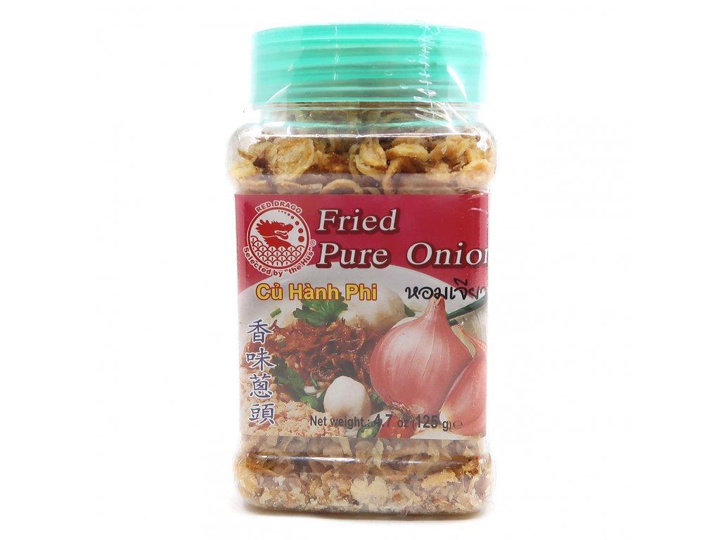 Fried Pure Onion Smažená Cibule 125g THA