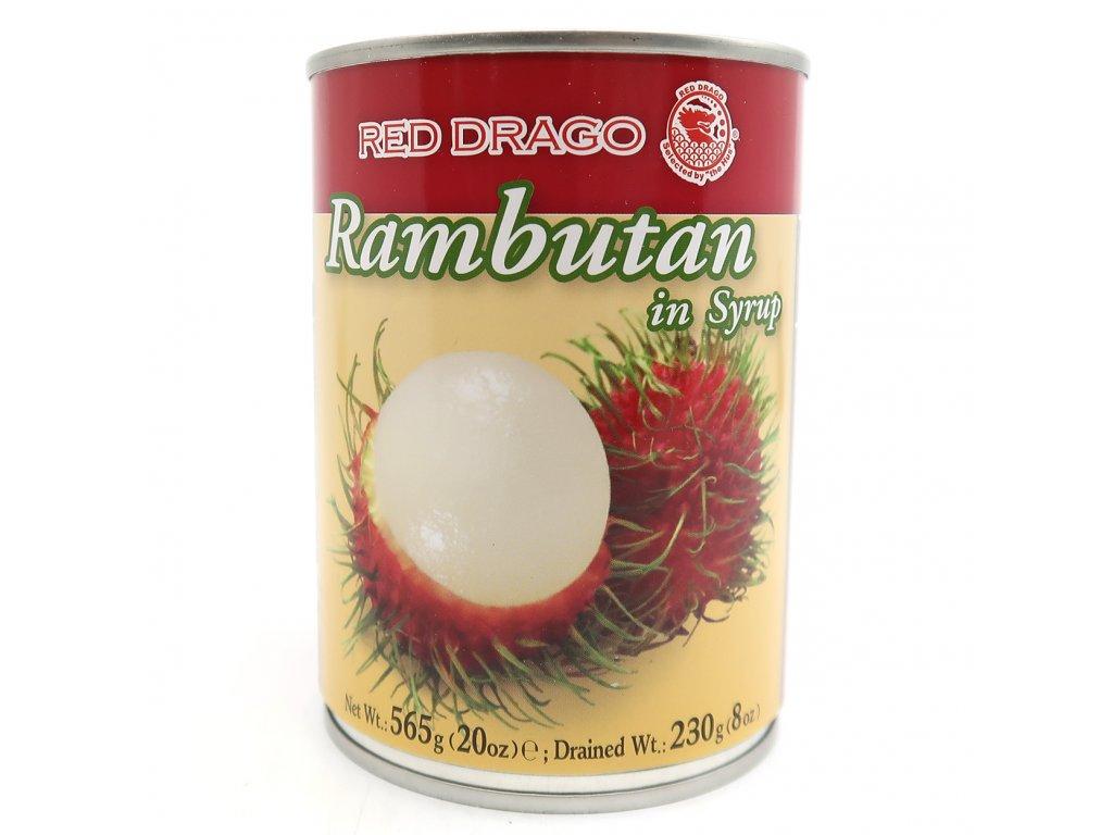 Rambutan Kompot v Syrupu 565g THA
