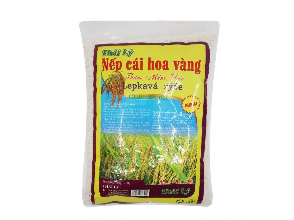 Thai Ly lepkavá Rýže 1kg VNM