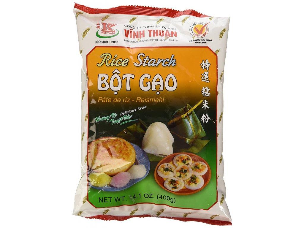 Rice Starch Bot Gao Rýžová Mouka 400g VNM