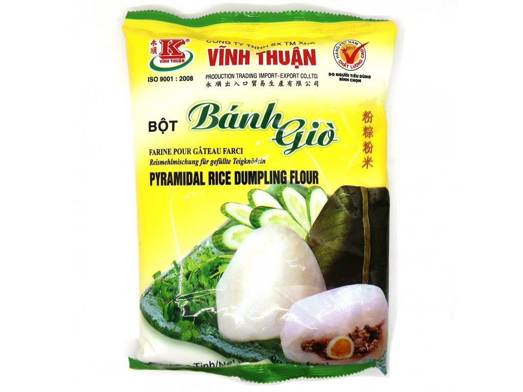 Banh Gio Mouka Na Rýžové Koláčky 400g VNM