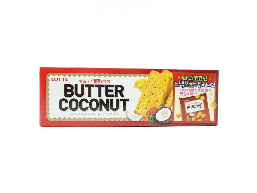 Sušenky s máslem a kokosem - PEPIS.SHOP