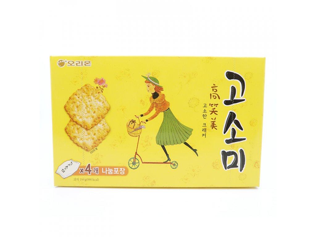 Kokosovo sezamové sušenky Gosomi - PEPIS.SHOP