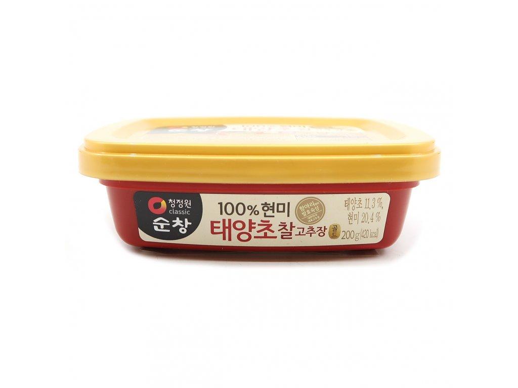Hot Pepper Bean Paste Gochujang 200g KOR