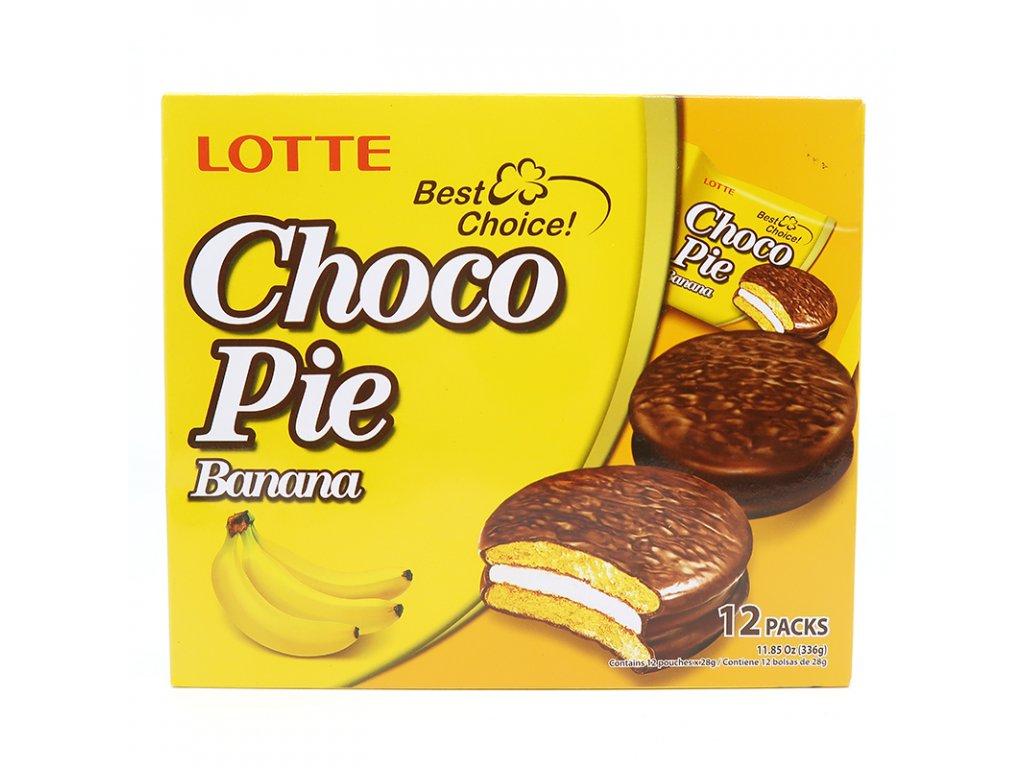 Choco pie banán balení - PEPIS.SHOP