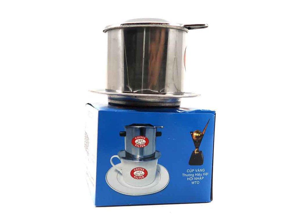 Long Cam Kávový Filtr 100g VNM