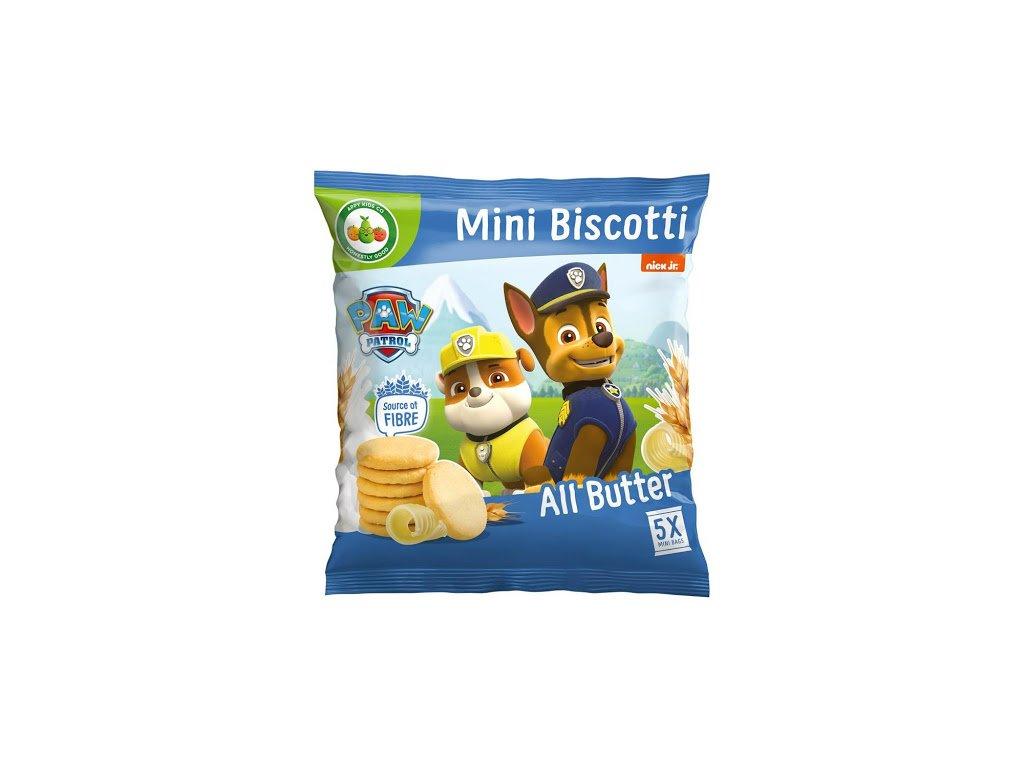 Nickelodeon Paw Patrol Mini Máslové Sušenky 100g UK