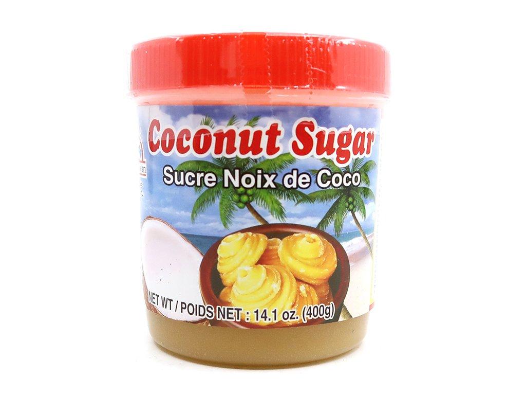 Por Kwan Kokosový Cukr 400g THA