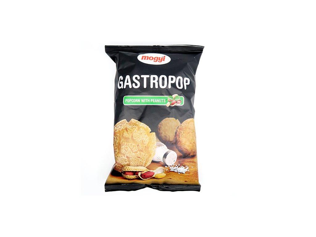 Mogyi Gastropop Popcorn Arašídový 80g HU