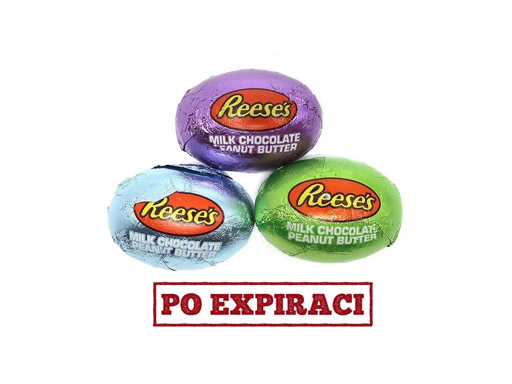 Reese's Eggs Peanut Butter 1ks 10,2g USA