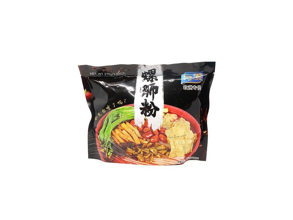 Yumei Nudle Snail Style Šnečí Polévka 270g CHN
