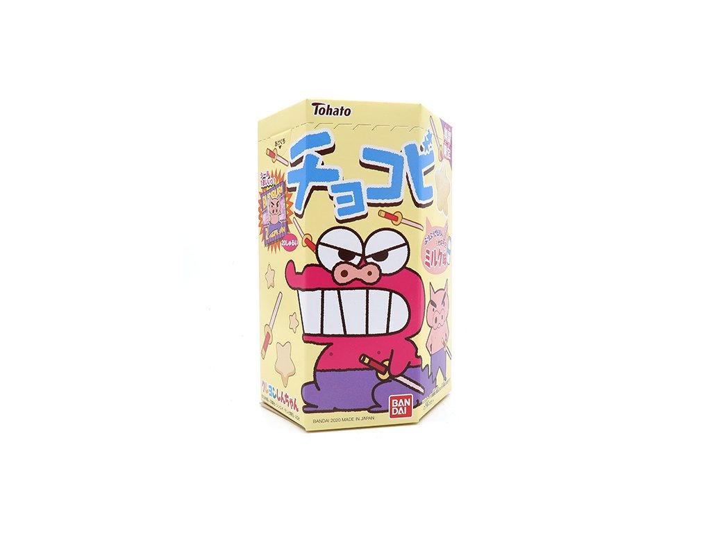 Tohato Chocolate Cookie Mléčný 18g JAP