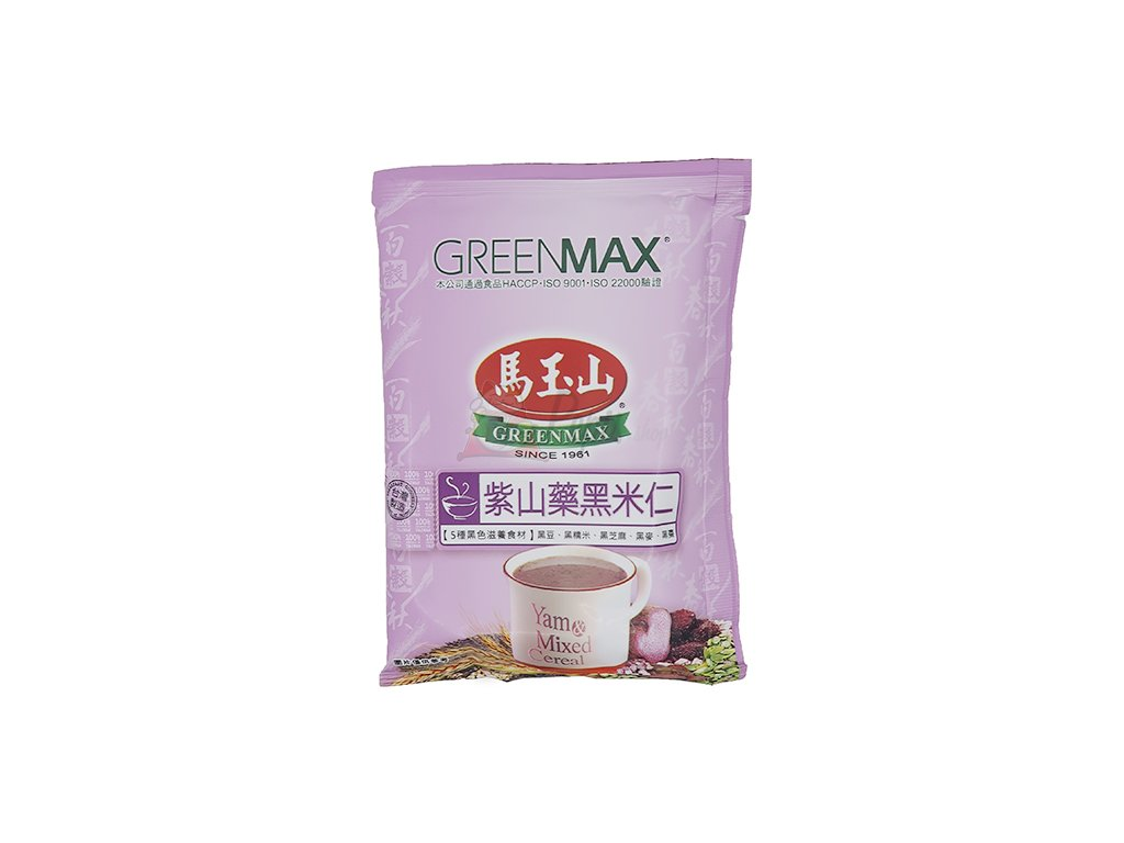 Greenmax Cereálie Yam Mixed 1ks 38g TWN