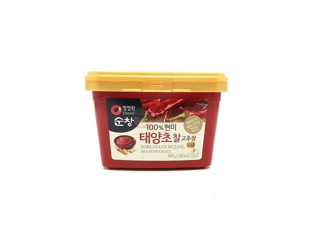 Hot Pepper Bean Paste Gochujang 500g KOR