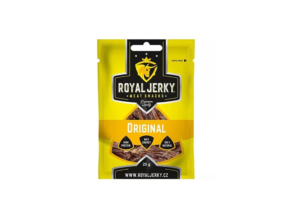 Royal Jerky Original Beef Jerky 22g EU