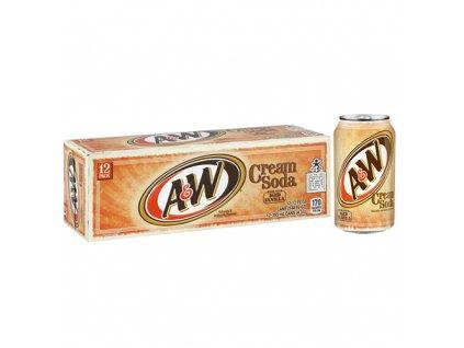 aw cream soda