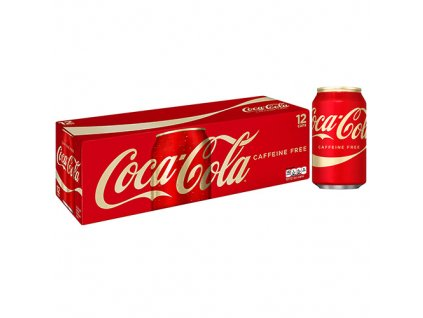 cola caffeine free