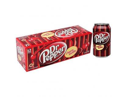 dr pepper pack 12 x dr pepper cherry vanilla usa 355 ml