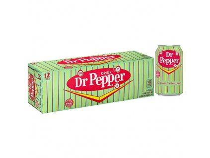 Dr. Pepper Sugar Balení (12x355ml) USA