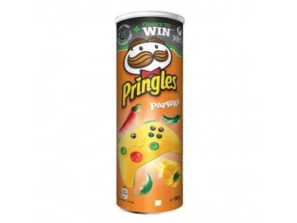 Pringles Paprika Flavour 165g EU