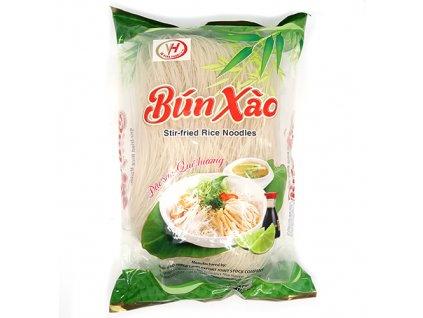 VH Rýžové Vlasové Nudle Bun Xao Na Smažení 500g VNM