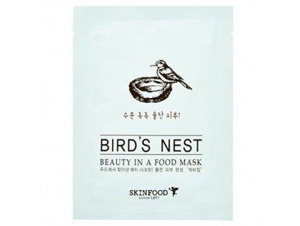 SKINFOOD Birdsnest Sheet Mask 30g KOR