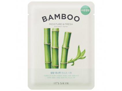 IT'S SKIN The Fresh Bamboo Sheet Mask 30g KOR