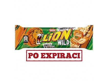Lion Wild Sweet & Salty Tyčinka 30g EU