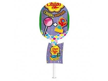 Chupa Chups Wild Fantazy Surprise Lízátko 12g POL