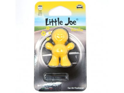 Little Joe Vůně Do Auta Vanilla 25g ITA