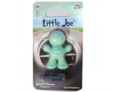 Little Joe Vůně Do Auta Fresh Mint 25g ITA