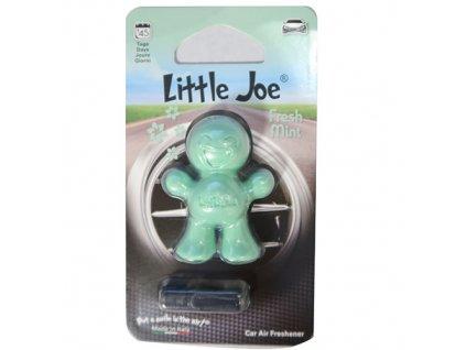 Little Joe Vůně Do Auta Fresh Mint 25g ITA