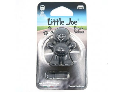 Little Joe Vůně Do Auta Black Velvet 25g ITA