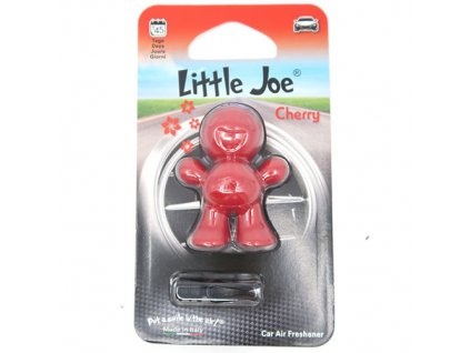 Little Joe Vůně Do Auta Cherry 25g ITA