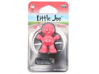 Little Joe Vůně Do Auta Amber 25g ITA