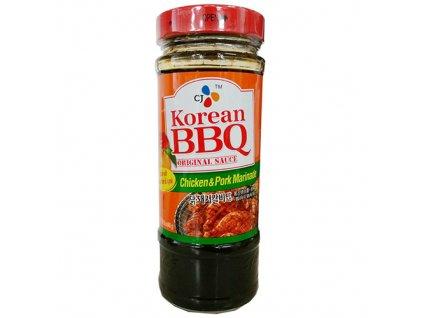 CJ Korean BBQ Chicken & Pork Marináda 500g KOR