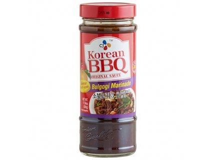 CJ Korean BBQ Bulgogi Marináda 500g KOR