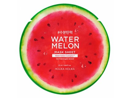 HOLIKA HOLIKA Watermelon Sheet Mask 25g KOR