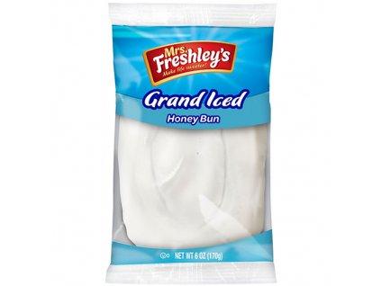 Mrs.Freshley's Grand Iced Honey Bun 1ks 170g USA