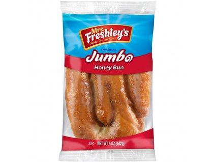 Mrs.Freshley's Jumbo Honey Bun 1ks 142g USA