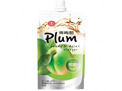 Plum Ready To Drink Vinegar 140ml TWN